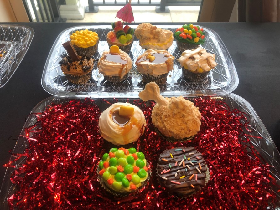 """""""Nailed It"""" Cupcake Decorating Competition"""